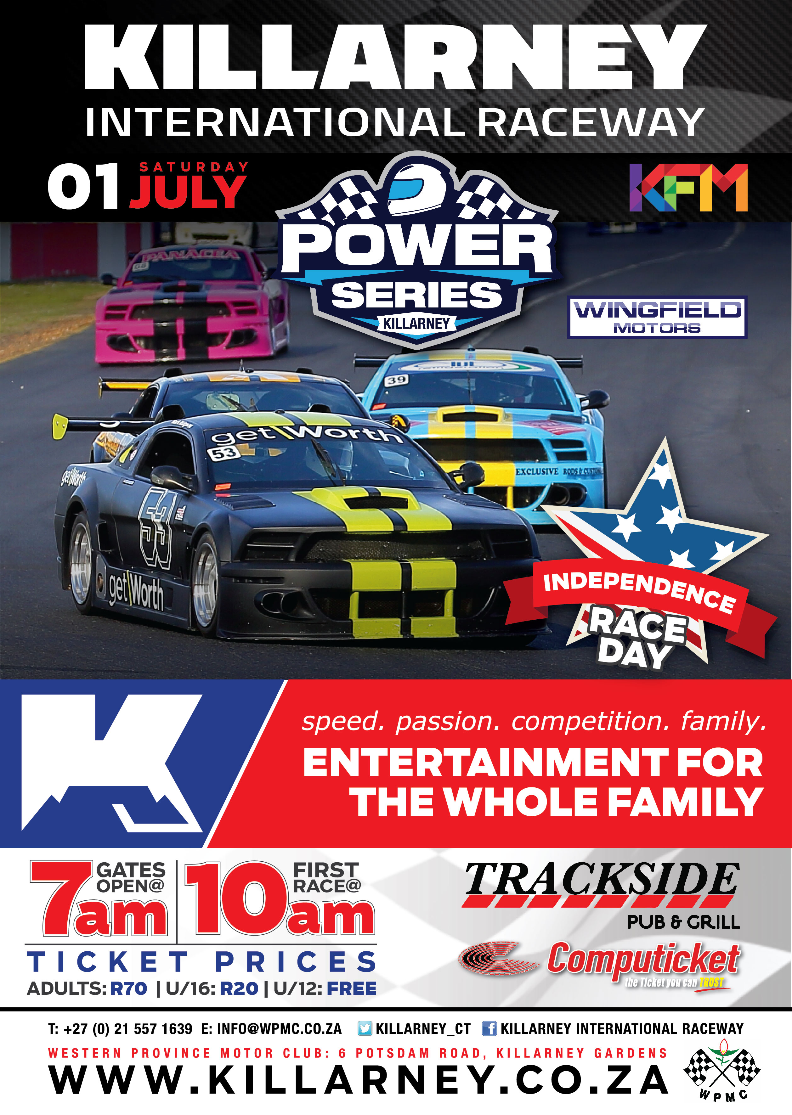 Power Series 1st July